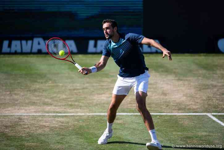 Marin Cilic: Losing to Roger Federer at RG gave me more time to prepare for grass