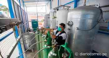 Callao: entregan 64 concentradores de oxígeno e inauguran dos plantas - Diario Correo