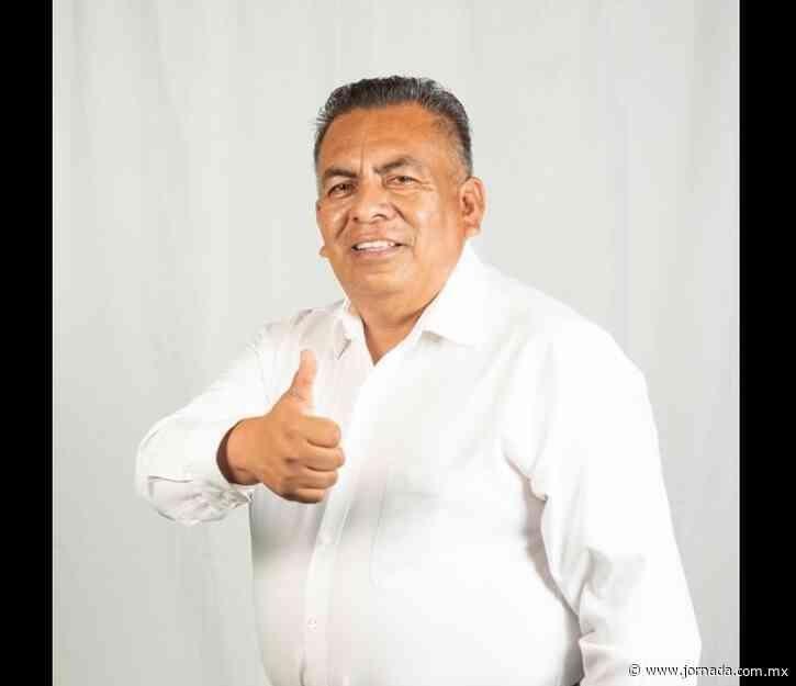 Reportan desaparición de candidato en Acajete, Puebla - La Jornada