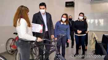 Egresaron ocho personas al culminar su rehabilitación en el Centro San Benito - SI SAN JUAN