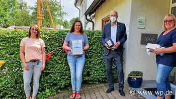 """Drolshagen: Kindergarten Mittendrin ist jetzt """"Faire Kita"""" - WP News"""