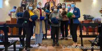 Unidades productivas de mujeres en La Calera y Suesca se fortalecen con insumos - Diario del Sur