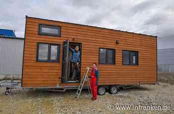 Hallstadt: Pärchen baut sich selbst ein Tiny House - und zieht damit um - inFranken.de