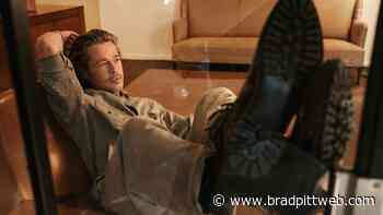 Brad Pitt for Brioni Spring/Summer 2021 Collection