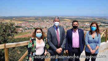 Gutiérrez inaugura el 'Mirador del Sol' en un precioso rincón de - El Español