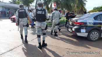 Guardia Nacional y Marina protegieron elección en Ciudad del Carmen, destacan - PorEsto