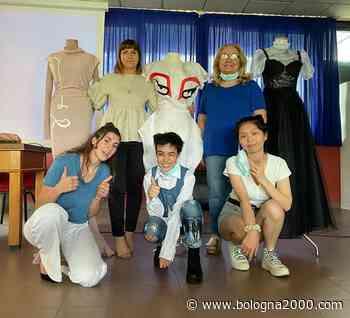 Moda al Futuro, le vincitrici della tredicesima edizione del concorso Lapam Carpi e Vallauri - Bologna 2000