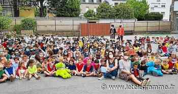 À Lorient, l'école du Sacré-Coeur solidaire - Le Télégramme