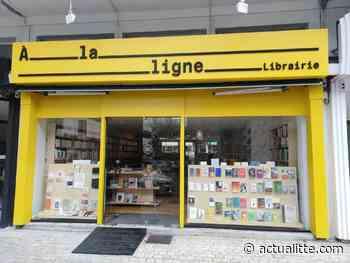 ActuaLitté À Lorient, la librairie À la ligne, hommage au roman de Joseph Ponthus - ActuaLitté