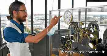On a visité la Tour de la Découverte à Lorient, édifice unique en France - Le Télégramme