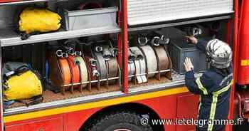 À Lorient, les pompiers à la rescousse pour sortir… un coffre-fort - Le Télégramme