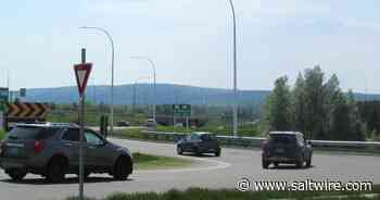 Cape Breton politicians getting the runaround over Sydney roundabout lane markings   Saltwire - SaltWire Network