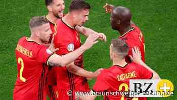 Live! Belgien erhöht auf 3:0 gegen Russland