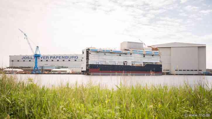 Papenburg: Meyer-Werft will 660 Arbeitsplätze abbauen - RND