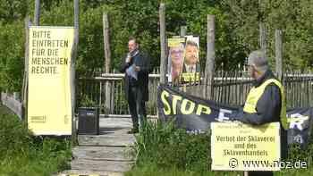 Amnesty International hat Ausstellung in Papenburg eröffnet - NOZ