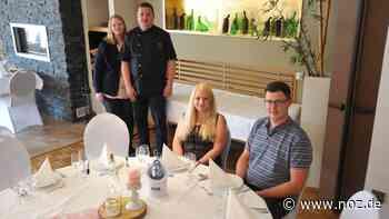 Cathrin und Heiner Nee aus Papenburg trauen sich – mit 100 Gästen - NOZ