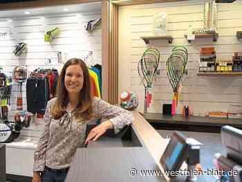 """Meine Corona-Zeit, Folge 18: Anna Wedegärtner, Geschäftsführerin des Paderborner Squash Clubs: """"Wir brauchen einen Sportminister"""" - Paderborn - Westfalen-Blatt - Westfalen-Blatt"""