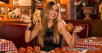 Sofia Vergara Shares Hilarious Reel Of Her Snacking After 'Ellen DeGeneres Show' - The Inquisitr News