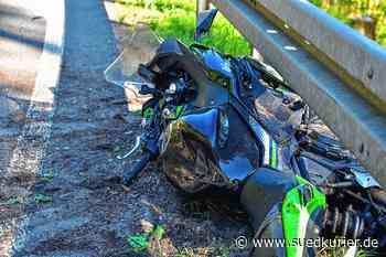 Triberg/St. Georgen: Unfall auf Bundesstraße: Motorradfahrer erliegt seinen Verletzungen - SÜDKURIER Online