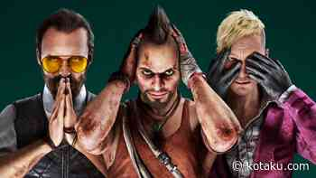Far Cry 6 Leak Shows Playable Villains From Past Games (Update: Confirmed) - Kotaku