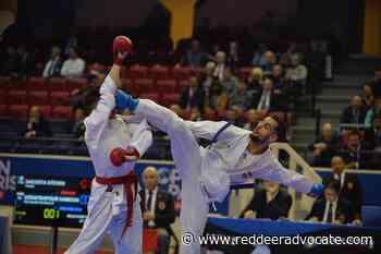 Canadian-based karate athlete Derafshipour named to Refugee Team for Tokyo Games - Red Deer Advocate