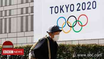 Tokyo Olympics: Why people are afraid to show support for the Games - BBC News