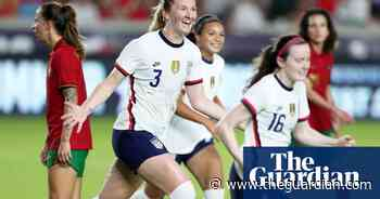 USWNT stretch unbeaten run to 40 games after win over Portugal - The Guardian