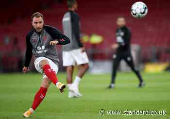 Eriksen may not play football professionally again, says cardiologist