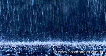 Com ventos de até 100 km/h, Aquidauana e Anastácio estão em alerta de tempestade - O Pantaneiro