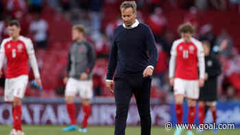 Emotional Denmark coach Hjulmand explains why his side returned to play following Eriksen collapse
