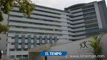 Cuatro grandes hospitales de Antioquia están sin camas para pacientes - El Tiempo
