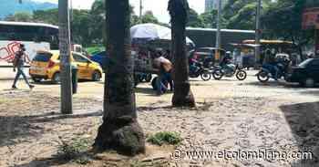 Así quedó el centro de Medellín tras emergencia por lluvias - El Colombiano