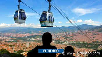 La historia del primer metrocable de Medellín - El Tiempo