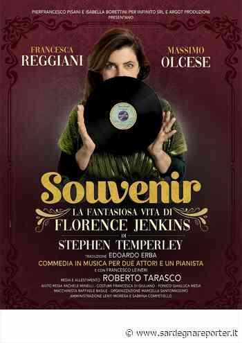 """Souvenir. La fantasiosa vita di Florence Jenkins"": la Reggiani a Sassari - Sardegna Reporter"