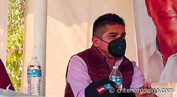 Édgar Hernández de Juntos Haremos Historia se queda con Ixmiquilpan - Criterio Hidalgo