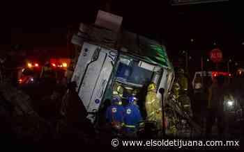 Hyundai aclara que no eran sus empleados víctimas de accidente en Rosarito - El Sol de Tijuana