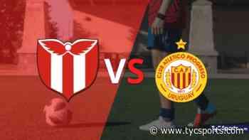 Goleada de River Plate 4 a 0 sobre Progreso - TyC Sports