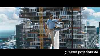 "Free Guy: Ryan Reynolds im dritten Trailer zum ""GTA-Film"" - PC Games"