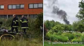 Tragedia aérea en Francia: Al menos 3 personas habrían muerto [FOTOS] - Extra Palmira