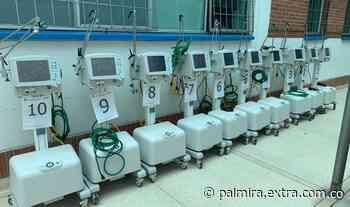 [VIDEO] Cundinamarca: Red de salud departamental contará con 135 ventiladores adicionales - Extra Palmira
