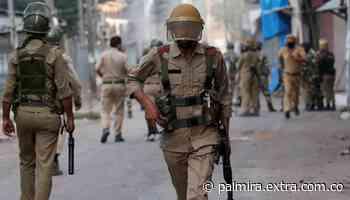[VIDEO+ 18] Brutal atentado terrorista: 5 muertos en India - Extra Palmira