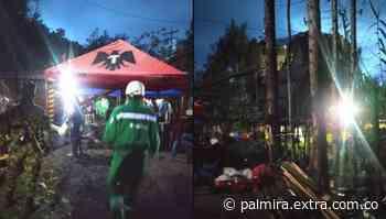 [VIDEO] Quedaron enterrados: Dos mineros muertos por derrumbe en Boyacá - Extra Palmira