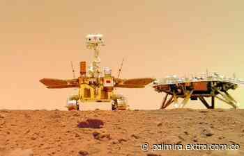 [VIDEO] Impresionantes imágenes en color de la superficie de Marte - Extra Palmira