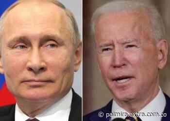 NBC transmitirá entrevista de Putin previa a cumbre con Biden - Extra Palmira