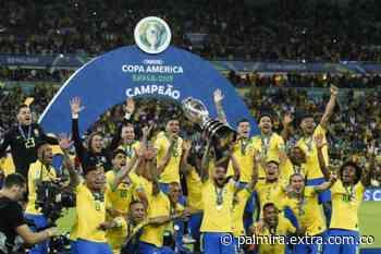 Sin problema: Tribunal de Brasil aprobaría realización de la Copa América - Extra Palmira