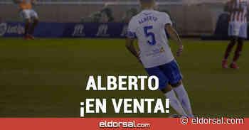 Alberto Jiménez, de todo a nada con el CD Tenerife en tan solo un año - eldorsal.com