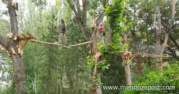 Villavicencio inaugura un parque de aventuras para las vacaciones de invierno - mendozapost.com