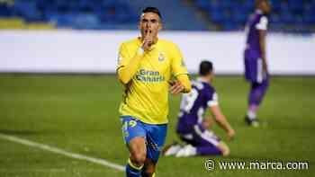 Edu Espiau se aleja de Las Palmas y ya hay un equipo interesado en él - MARCA.com