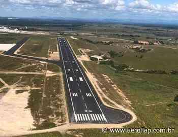 Governo conclui obras na pista do Aeroporto de Linhares (ES) - Aeroflap