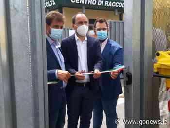 Rifiuti, nuovo Ecocentro a Montemurlo: accesso h24 e sistemi anti abbandono - gonews